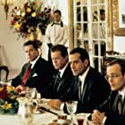 John Travolta, William H. Macy, Tony Shalhoub, and Zeljko Ivanek in A Civil Action (1998)
