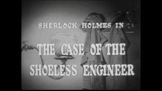 Movie trailer downloads for ipod The Case of the Shoeless Engineer by none [1280p]