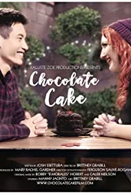 Manny Jacinto and Brittney Grabill in Chocolate Cake (2017)