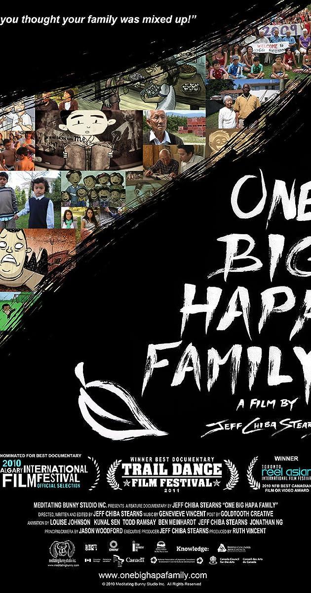 One Big Hapa Family (2010) - IMDb