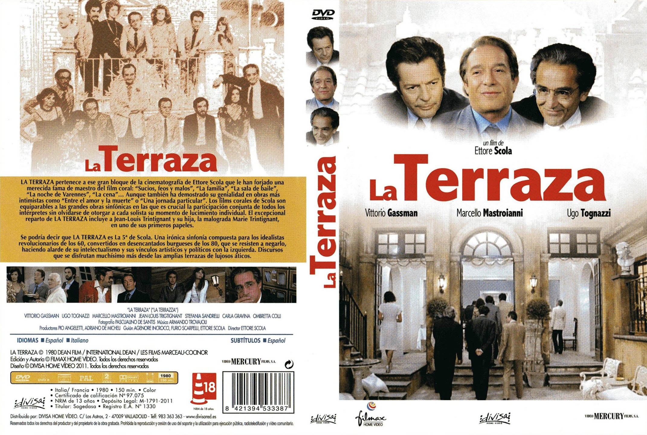 La terrazza (1980) - Photo Gallery - IMDb