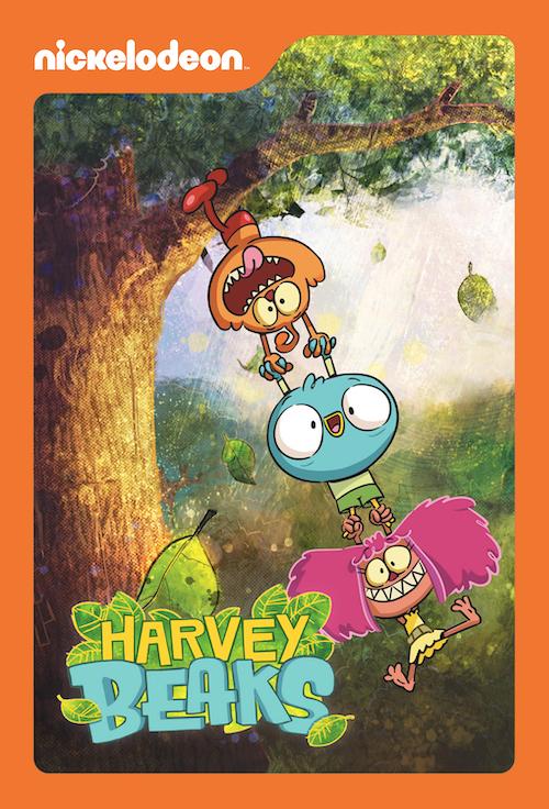 Harvey Beaks (2015)