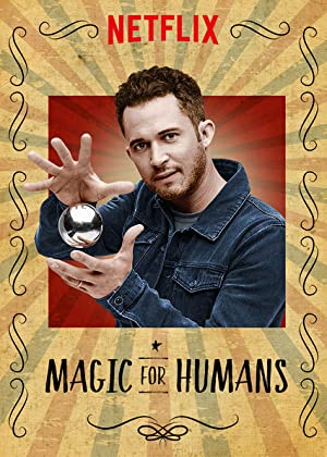 Where to stream Magic for Humans