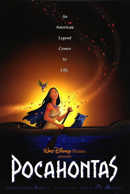 How long is the movie pocahontas