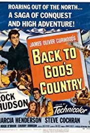 Back to God's Country Poster