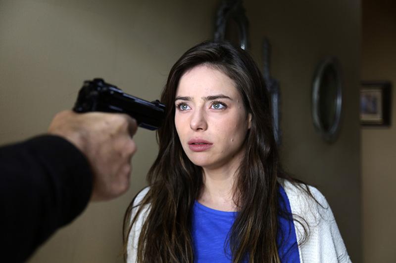 Zeynep Elçin in Savasci (Warrior) (2017)
