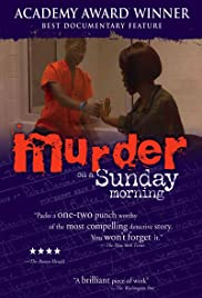 Murder on a Sunday Morning Poster