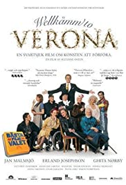 Welcome to Verona Poster