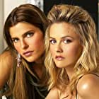 Alicia Silverstone and Lake Bell in Miss Match (2003)
