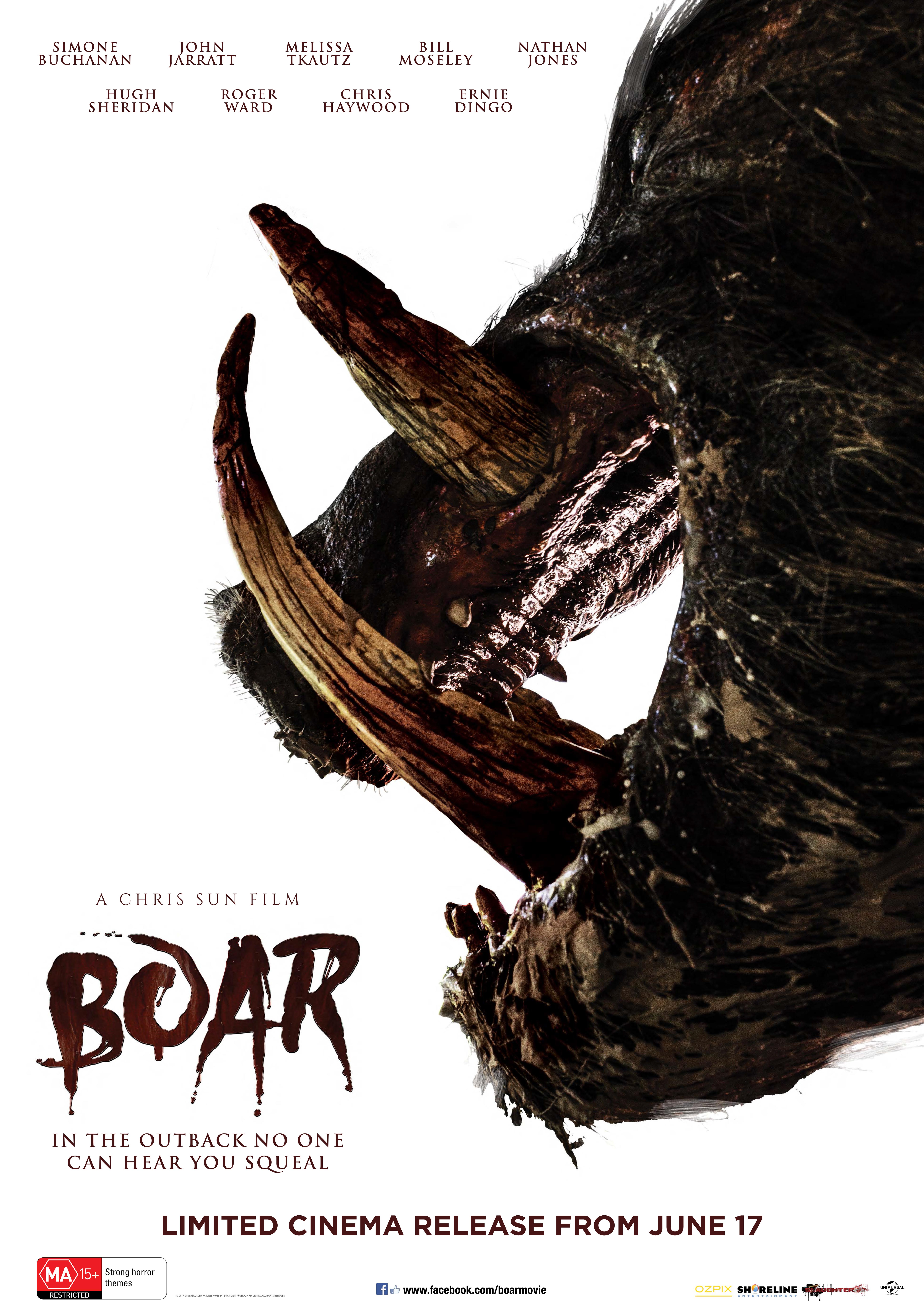 Boar (2017) - IMDb