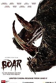 Boar (2018) 720p
