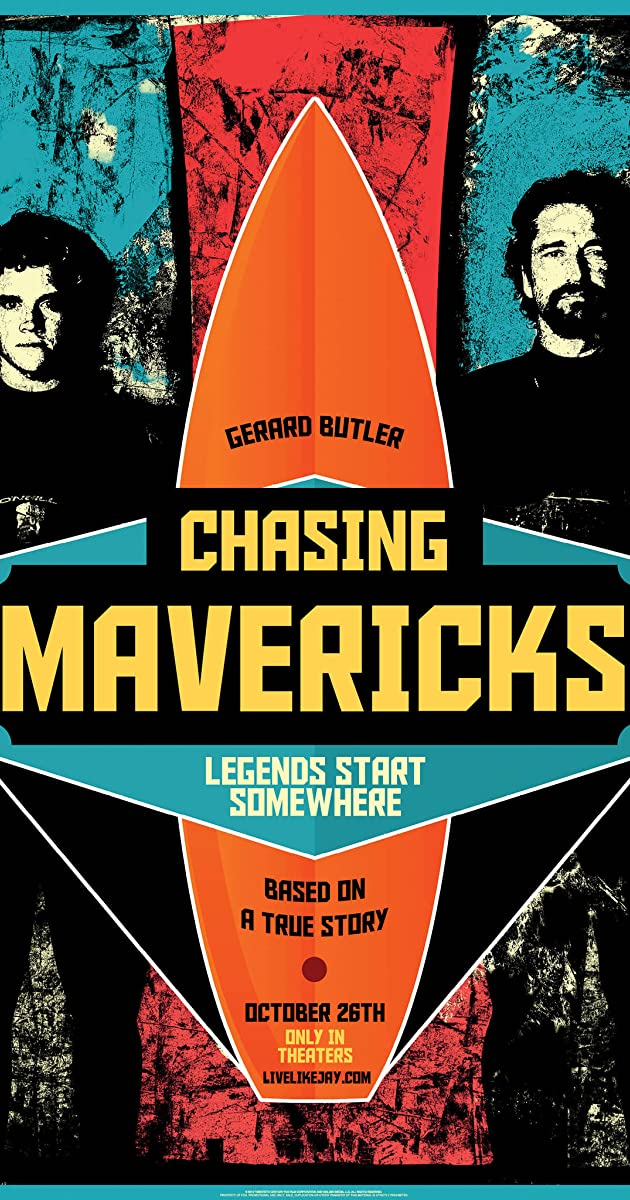 Watch Full HD Movie Chasing Mavericks (2012)