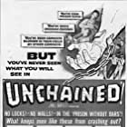 Todd Duncan, Barbara Hale, Elroy 'Crazylegs' Hirsch, and Chester Morris in Unchained (1955)