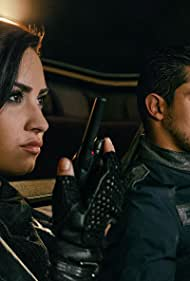 Wilmer Valderrama and Demi Lovato in From Dusk Till Dawn: The Series (2014)