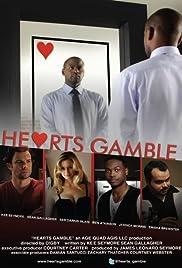 Hearts Gamble Poster