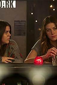 Perry Mattfeld and Brooke Markham in In the Dark (2019)
