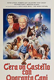 There Was a Castle with Forty Dogs Poster