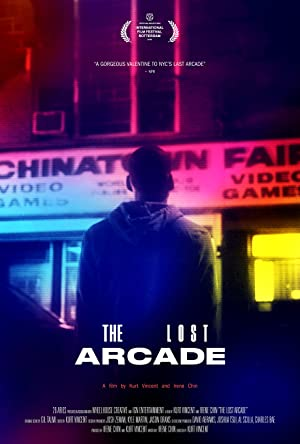 poster for The Lost Arcade