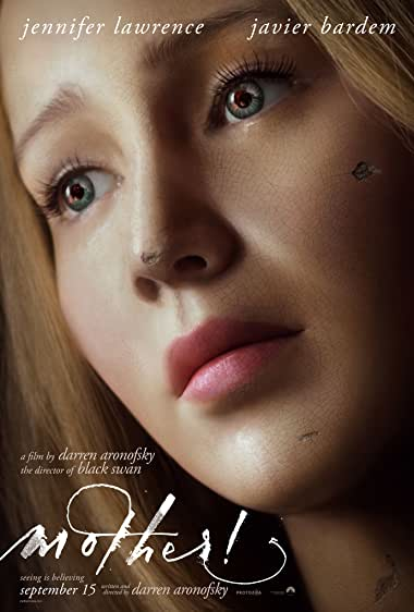 Mother! (2017) Hindi Dubbed