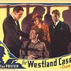 Preston Foster, Carol Hughes, Frank Jenks, and Theodore von Eltz in The Westland Case (1937)