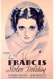 Stolen Holiday (1937) film en francais gratuit