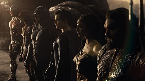 In Zack Snyder's Justice League, determined to ensure Superman's (Henry Cavill) ultimate sacrifice was not in vain, Bruce Wayne (Ben Affleck) aligns forces with Diana Prince (Gal Gadot) with plans to recruit a team of metahumans to protect the world from an approaching threat of catastrophic proportions. The task proves more difficult than Bruce imagined, as each of the recruits must face the demons of their own pasts to transcend that which has held them back, allowing them to come together, finally forming an unprecedented league of heroes. Now united, Batman (Affleck), Wonder Woman (Gadot), Aquaman (Jason Momoa), Cyborg (Ray Fisher), and The Flash (Ezra Miller) may be too late to save the planet from Steppenwolf, DeSaad, and Darkseid and their dreadful intentions.