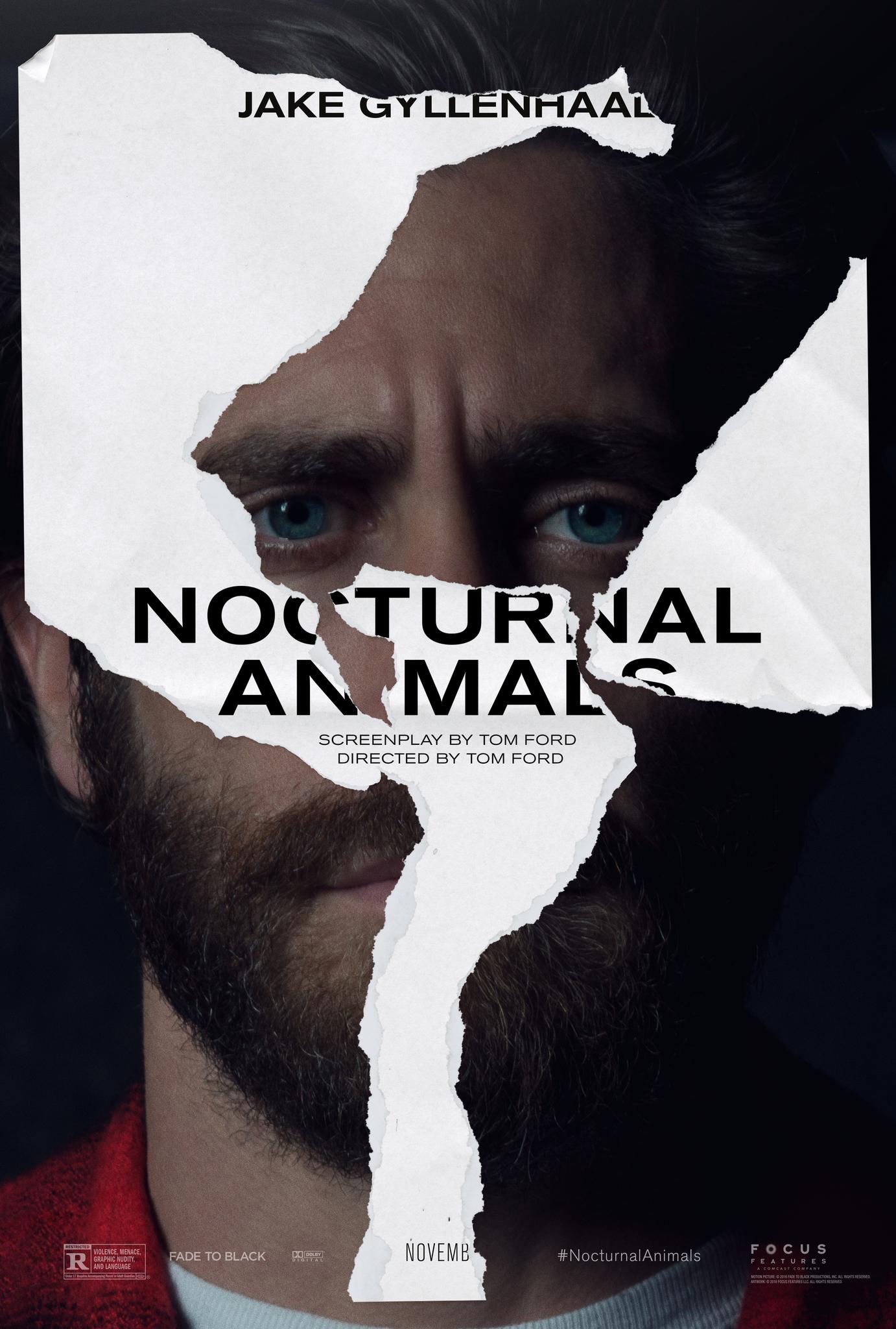 Jake Gyllenhaal in Nocturnal Animals (2016)