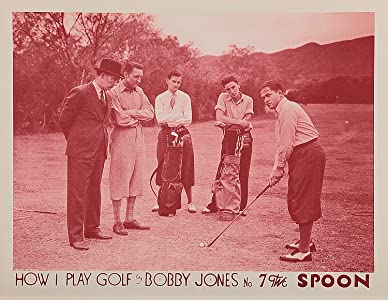 Recommended movies 2017 to watch How I Play Golf, by Bobby Jones No. 7: 'The Spoon' [Ultra]