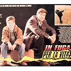 Gianni Morandi in In fuga per la vita (1992)