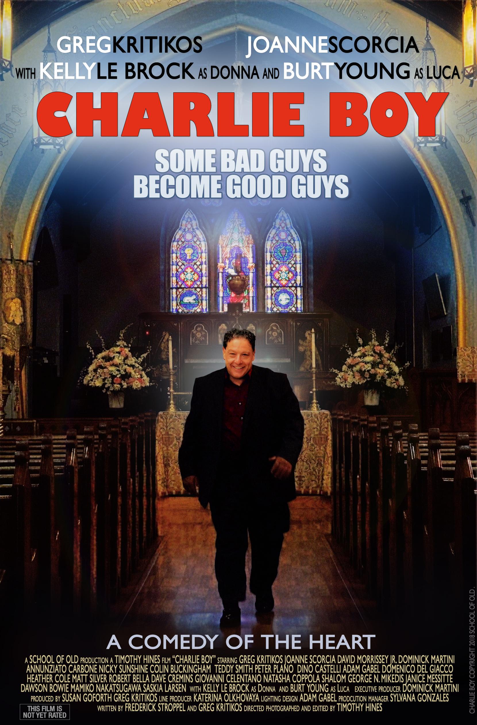 Charlie Boy - IMDb