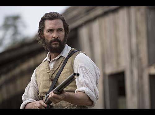 'Free State of Jones': Matthew McConaughey on Playing the Ultimate Rebel