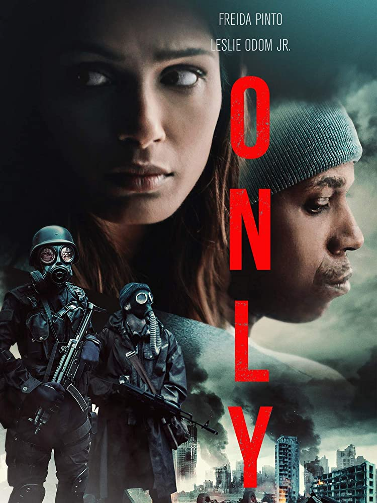 Only (2020) Hindi ORG Dual Audio 500MB NF WEB-DL 720p HEVC x265 ESubs