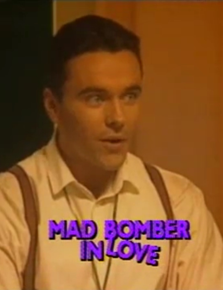 Mad Bomber in Love (1992)