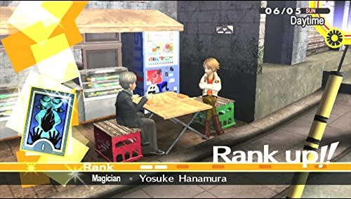 Persona 4 Golden: Release Date Trailer (French)