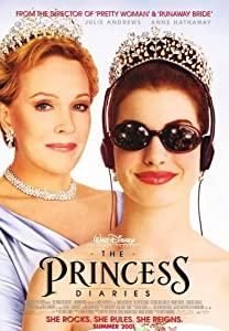 Watch english movies dvd online The Princess Diaries [1920x1200]