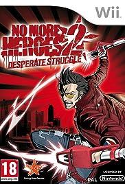 No More Heroes 2: Desperate Struggle Poster
