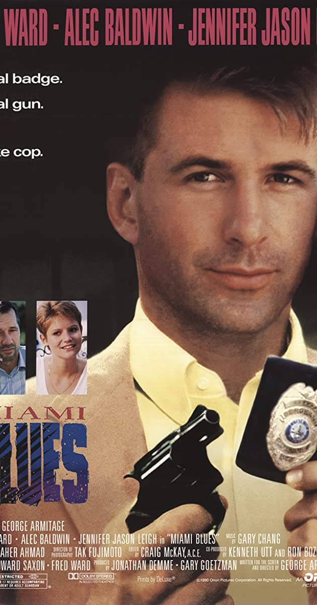 Subtitle of Miami Blues