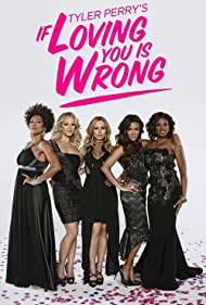 April Parker Jones, Edwina Findley, Zulay Henao, Amanda Clayton, and Heather Hemmens in If Loving You Is Wrong (2014)