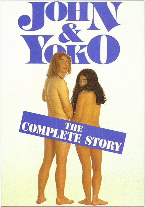 Mark McGann and Kim Miyori in John and Yoko: A Love Story (1985)
