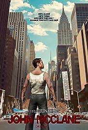 John Mcclane Poster