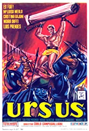 The Mighty Ursus Poster