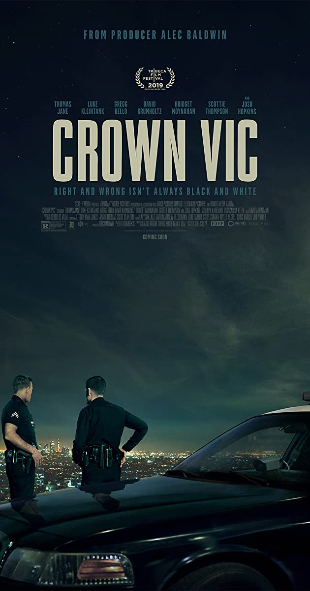 Subtitle of Crown Vic