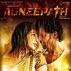 Hrithik Roshan and Priyanka Chopra Jonas in Agneepath (2012)