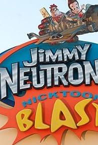 Primary photo for Jimmy Neutron's Nicktoon Blast