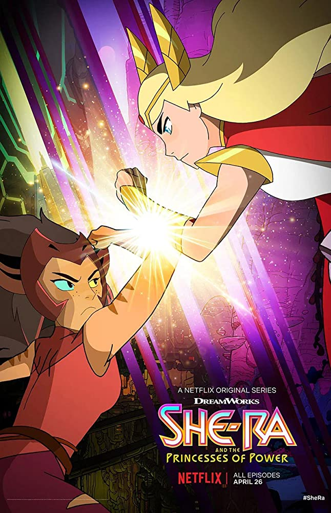 She-Ra and the Princesses of Power Serie Completa Latino Por Mega