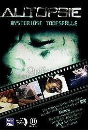 Autopsie: Mysteriöse Todesfälle Poster