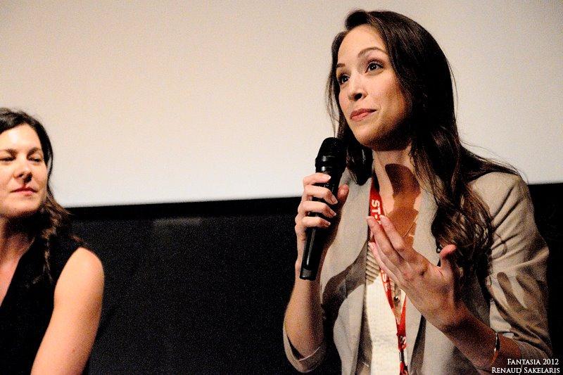 """Intruder"" Premiere at Fantasia International Film Festival in Montreal."