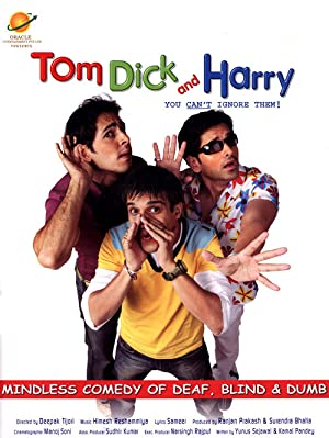 Comedy Tom, Dick, and Harry Movie