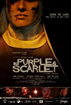 De púrpura y escarlata