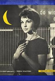 Teresa Tuszynska in Do widzenia, do jutra... (1960)